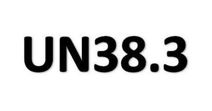 Chứng chỉ an toàn UN38.3