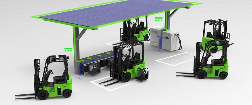 Hệ thống tích trữ năng lượng mặt trời cho Pin Lithium-ion