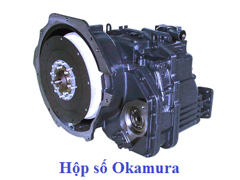 Hộp số công nghệ okamura - Nhật Bản