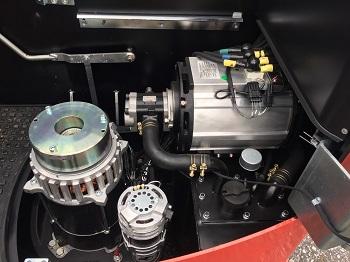 Động cơ điện xe nâng CQD20RV