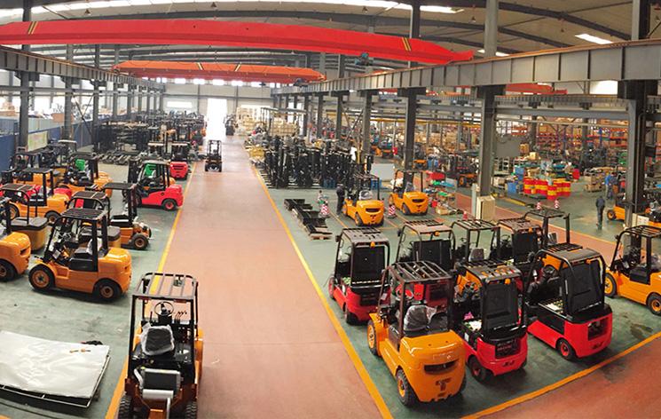 Lịch sử hình thành tập đoàn thiết bị EP Equipment (Zhongli)