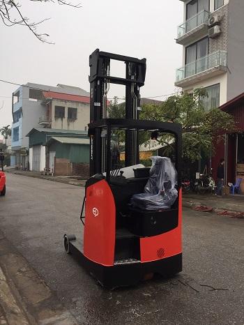 Xe nâng reach truck 1,6 tấn CQD16RV